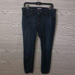 Tommy Hilfiger | Dark Wash Legging Jean (Size 12)